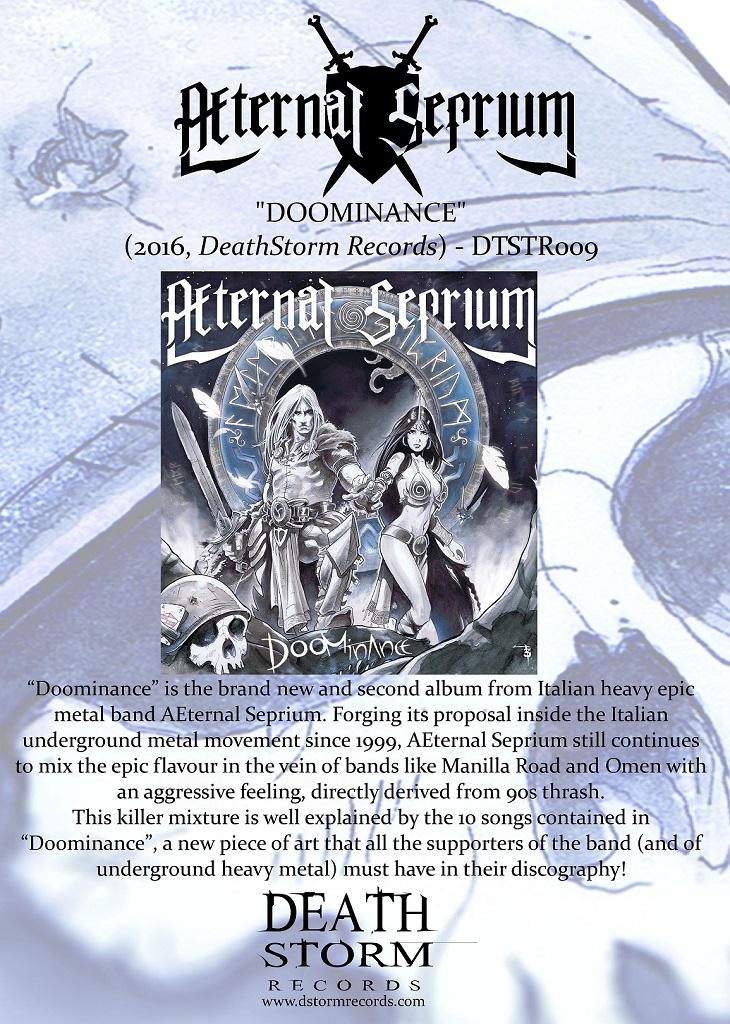 AEternal Seprium_Flyer